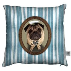 Cushion Carline Marin, £23.50, now featured on Fab.