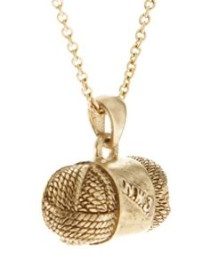 Enlarge NW3 By Hobbs Ball of Wool Pendant Necklace Currently out of stock... go back in stock!!!