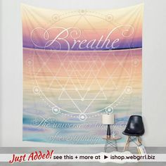 Just Added! #Breathe