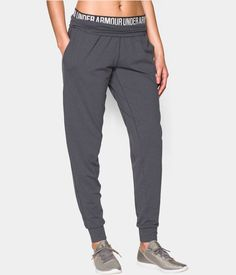 Women's UA Downtown Knit Jogger | Under Armour US