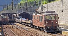 Free Pictures, Free Images, Automobile, Rail Transport, Swiss Railways, Commercial Vehicle, Locomotive, Trains, Transportation