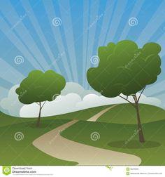 Country Road Clip Art | ... country road clip art displaying 16 images for country road clip art