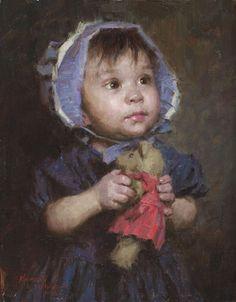Morgan Weistling Christian Paintings   Искусство для информации
