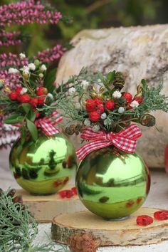 Vánoční kouličky trochu jinak :-)