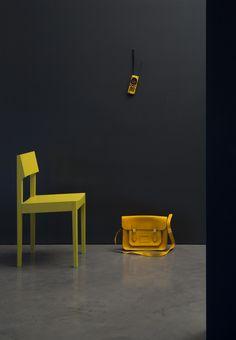 Intro C yellow, design Ari Kanerva
