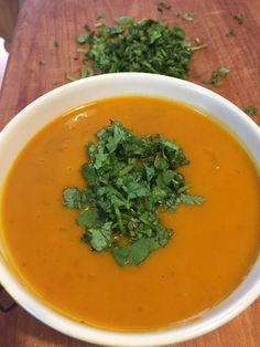 Pumpkin Soup – Burns Street Kitchen