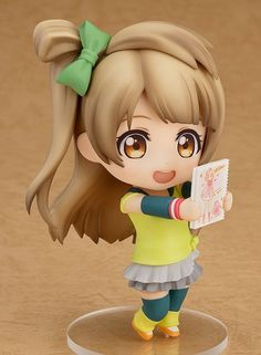 Love Live! School Idol Project - Minami Kotori - Nendoroid - Training Outfit Ver. (Good Smile Company) http://www.sukipan.com/Anime-Figuren/Nendoroid/Love-Live--Minami-Kotori-Nendoroid-Training-Outfit-Ver-.html #Sukipan #LoveLive!SchoolIdol #Nendoroid #GoodSmileCompany