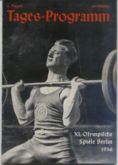03.08.1936 Italy - USA + Norway - Turkey, Olympic Games Berlin 1936 - Programme in Sports Memorabilia, Olympic Memorabilia, Berlin 1936   eBay