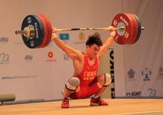 Liao Hui dominates for some years the category of 69 kg, one of more difficult categories into weightlifting.