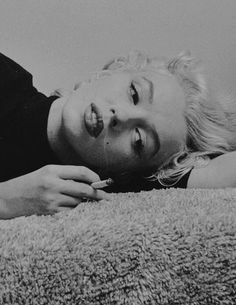 "youth80s: ""Marilyn Monroe photographed by Ben Ross, 1953. """