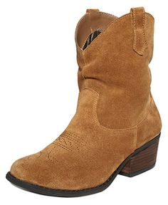 White Mountain Shoes, Saloon Booties - Boots - Shoes - Macy's