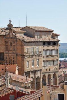 Tarazona Palacio del Obispo , Aragón Spain