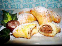 Štafetky | Mimibazar.sk Pretzel Bites, Sausage, French Toast, Bread, Breakfast, Food, Morning Coffee, Sausages, Brot