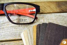 Holzbrillen von Feb31st | Offensichtlich Berlin