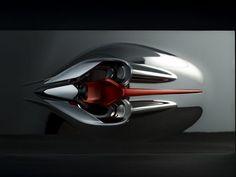 Design Sculpture previews McLaren BP23's 3-seat interior