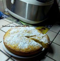 Un gateau qui surprendra par son goût original: le gâteau coco et citrouille (qu'on peut remplaçer par le potiron). Selon le multicuiseur : Mode GATEAU ou DESSERT ou FOUR pendant 45/50 minutes ( sur la photo, mon gâteau a été fait au Multicook-pro de...