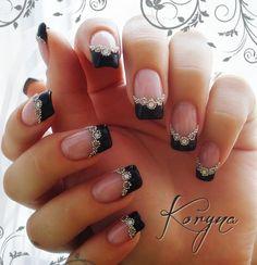 Nail art. Manicure