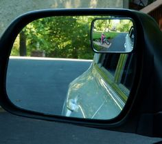 SecureAuto 2 Sets of 2 Blind Spot Mirrors with Gift Boxes