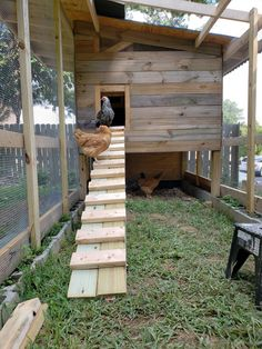 Click this impression to present the total-measurement version. - amazing On and duck coop , coop and garden , garden coop , chicken coop ideas , chicken coop. Simple Chicken Coop Plans, Backyard Chicken Coop Plans, Small Chicken Coops, Chicken Coop Run, Chicken Cages, Chicken Garden, Chicken Coop Designs, Building A Chicken Coop, Chicken Runs
