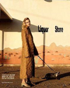 Vogue China October 2014