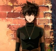 Yuno from Black Clover Iconic Characters, Anime Characters, Clover 3, Deadman Wonderland, Black Clover Anime, Japanese Cartoon, Black Cover, Manga, Hd Images