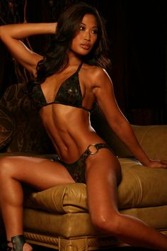 Japanese-American model, actress, Professional tandem surfer, and former WWE Diva Lena Yada was Ninja Yada in Women of Wrestlicious TakeDown Now she is Mrs. David Draiman. http://hubpages.com/sports/Female-Wrestling-The-Women-of-Wrestlicious