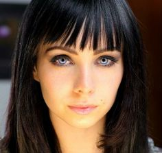 Ksenia Solo~lost girl awesome eyes