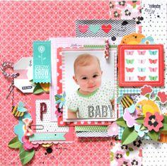 Grow Baby Grow *Pebbles* by Renee Zwirek @2peasinabucket