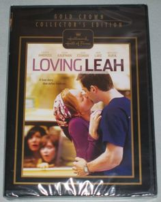 Loving Leah: Hallmark Hall of Fame Gold Crown Collector's Edition - http://howtobefamous.net/loving-leah-hallmark-hall-of-fame-gold-crown-collectors-edition/