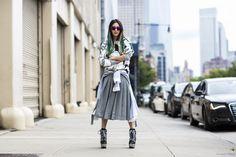 NYFW day 5 | A Love is Blind - New york Fashionweek day 5 NYFW ss2015