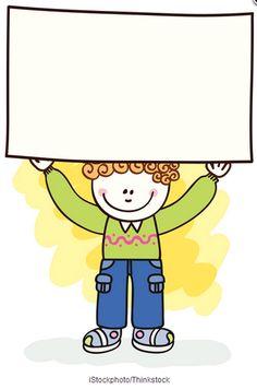 Dibujos para el Día del Padre Page Borders, Borders And Frames, Kindergarten, School Frame, Kids Background, School Clipart, Border Design, Preschool Crafts, Coloring Pages
