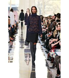 Tory Burch Fall 2014 (via Who What Wear)