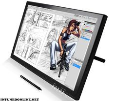 1000 Images About Graphic Tablet Monitor On Pinterest Monitor Pens And Drawing Software