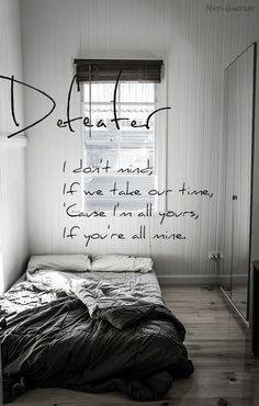 Don't Mind // Defeater