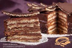 Tort Dobosza - Cukiernia Zaniewicz