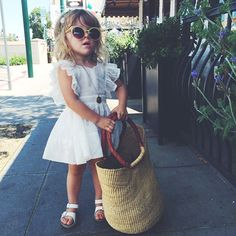 The BEST Instagrams For Summer Inspiration #refinery29  http://www.refinery29.com/los-angeles-instagram#slide13  What: @tori__hendrix Who: Tori Hendrix, event designer and stylist at Sitting Tree.  Why: This pile of adorableness, for one.