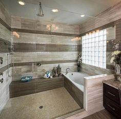 bathroom, master bathroom decor, bathroom some ideas, master bathroom renovation, bathroom decor som. Bad Inspiration, Bathroom Inspiration, Bathroom Renos, Bathroom Interior, Bathroom Ideas, Bathtub Ideas, Shower Ideas, Bathroom Cabinets, Bathroom Designs