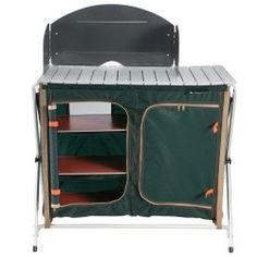 Mobilier Camping Table 4 Personnes Avec 4 Si Ges Vert