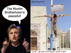 And if she is elected, she will bring Islam and Sharia to YOUR HOME! Muslim Brotherhood, Conservative Politics, Our Country, God Bless America, Current Events, We The People, Wake Up, Obama, In This World