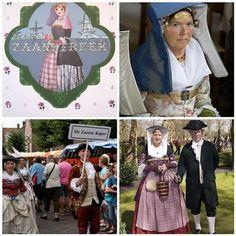 Traditional Costume, Zaanstreek, Holland #Zaanstreek #NoordHolland