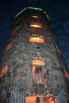 Enger Tower, Duluth, MN  my husband and I went here on our first date...we've been married 33 years!