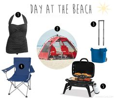 Beach Day Must Haves | Sophistishe