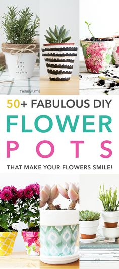 50+ Fabulous DIY Flo