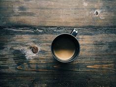 Káva, Dřevo, Stůl, Dřevěné
