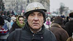 one of the Ukrainian heroes! #euromaidan