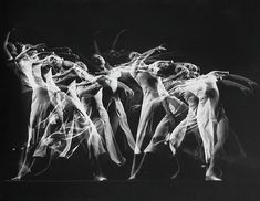 Stroboscopic image of dancer Ethel Butler of the Martha Graham Dance Group performing, (no caps). (Photo by Gjon Mili/The LIFE Picture Collection/Get. Tombstone Blues, Gjon Mili, Martha Graham, Dancing Figures, Motion Photography, Surreal Photos, Dance Movement, Walt Disney Pictures, A Level Art