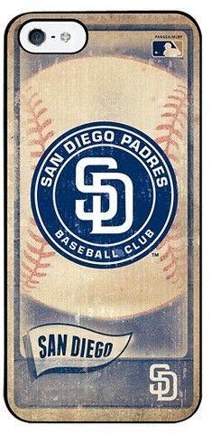 MLB San Diego Padres Pangea Pennant iPhone 5 Case