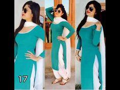 LATEST INDIAN WEAR Punjabi Suits 2018 | TOP 20 BEST DESIGNER BOUTIQUE SU...