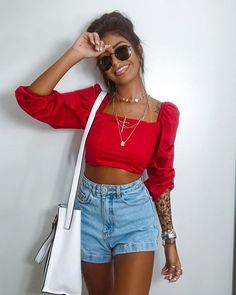 New Fashion Trends, Fashion Tips For Women, Womens Fashion, Girl Fashion Style, Look Fashion, Fashion Fall, Short Outfits, Casual Outfits, Cute Outfits
