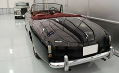 1953 Bentley R-Type D.H.C by Graber #B82SR angle3 | WAKUI MUSEUM